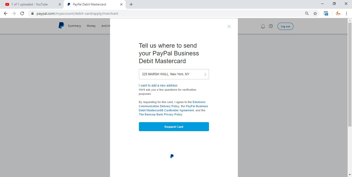 How To Add Money Your Paypal Business Debit Card | Kayacard co