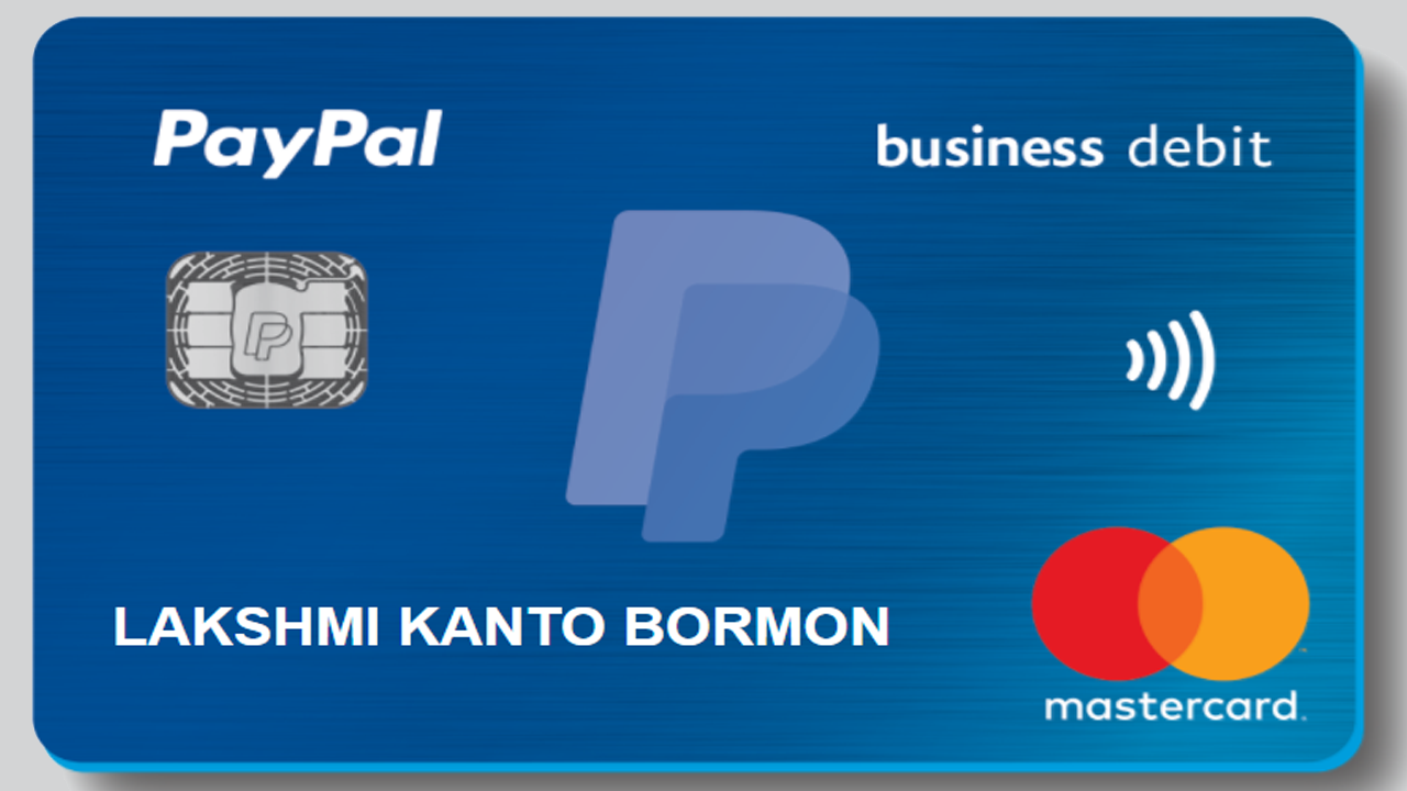 How to Get PayPal Prepaid Master Card for FREE in 2020? | Online ...