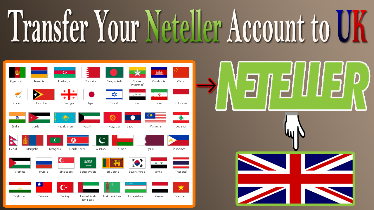 Neteller account