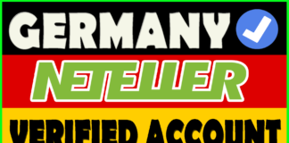 Fully Germany Verified Neteller Account