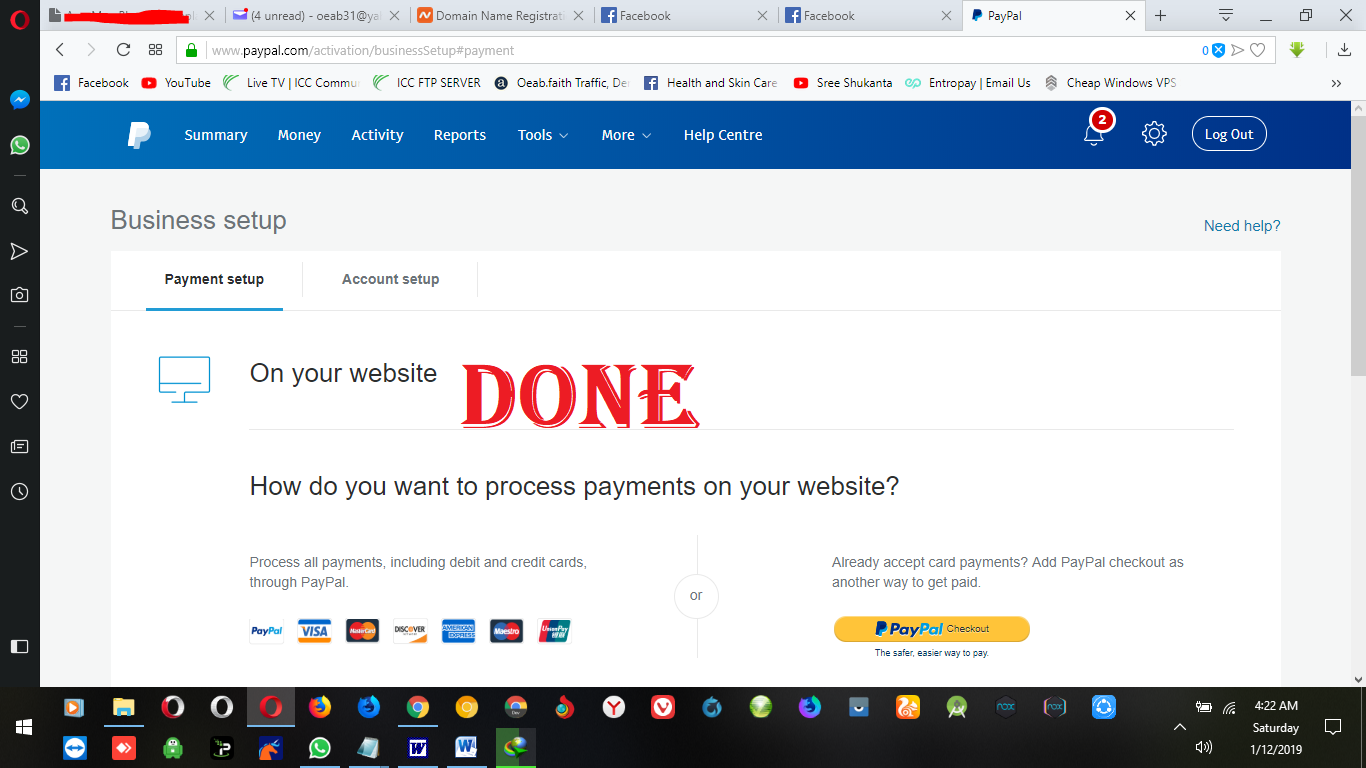 How to Get Fully Documents Verified UK PayPal Account? | Online