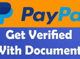 UK PayPal Account