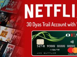 VCC for Netflix