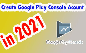 VCC for Google Play Console Account