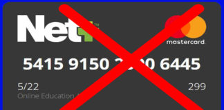 Cancel Neteller Virtual Master Card