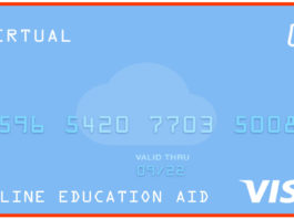 Virtual VISA Card