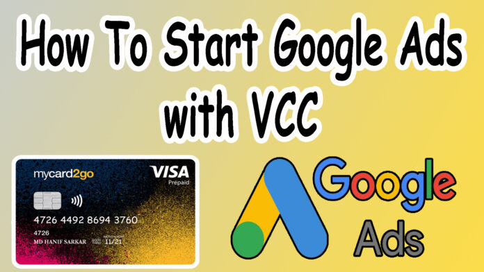 Google Prepaid Ads Account